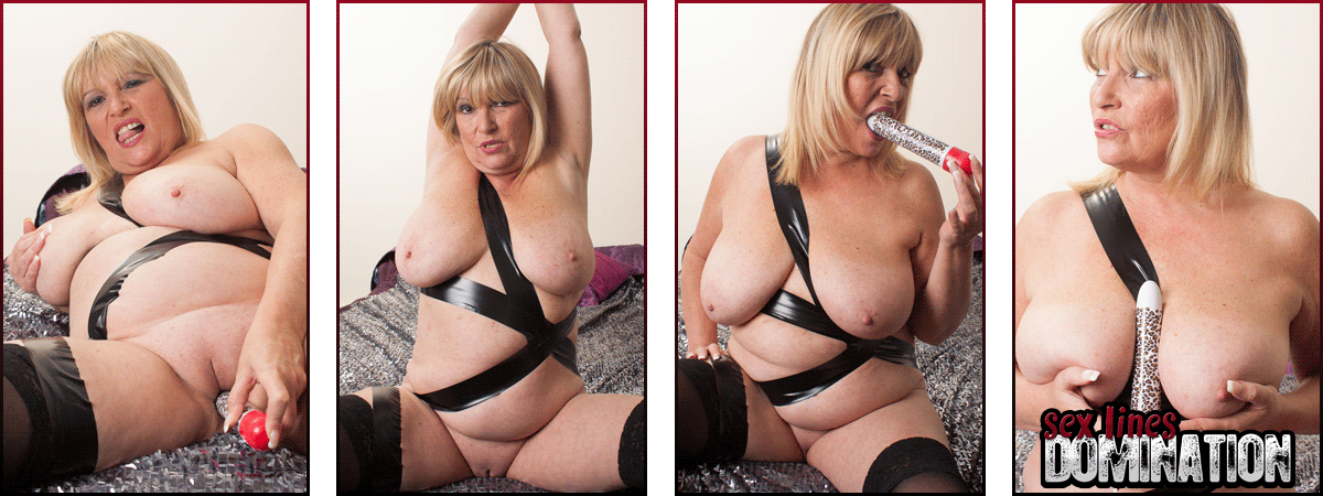 Nasty Granny Mistresses Online
